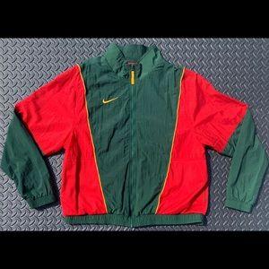 Nike Windbreaker Jacket Sonics sz XL